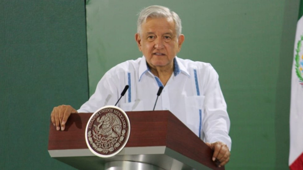 Ya perdoné a Calderón por robarnos la Presidencia: López Obrador - Foto de @HectorAstudillo