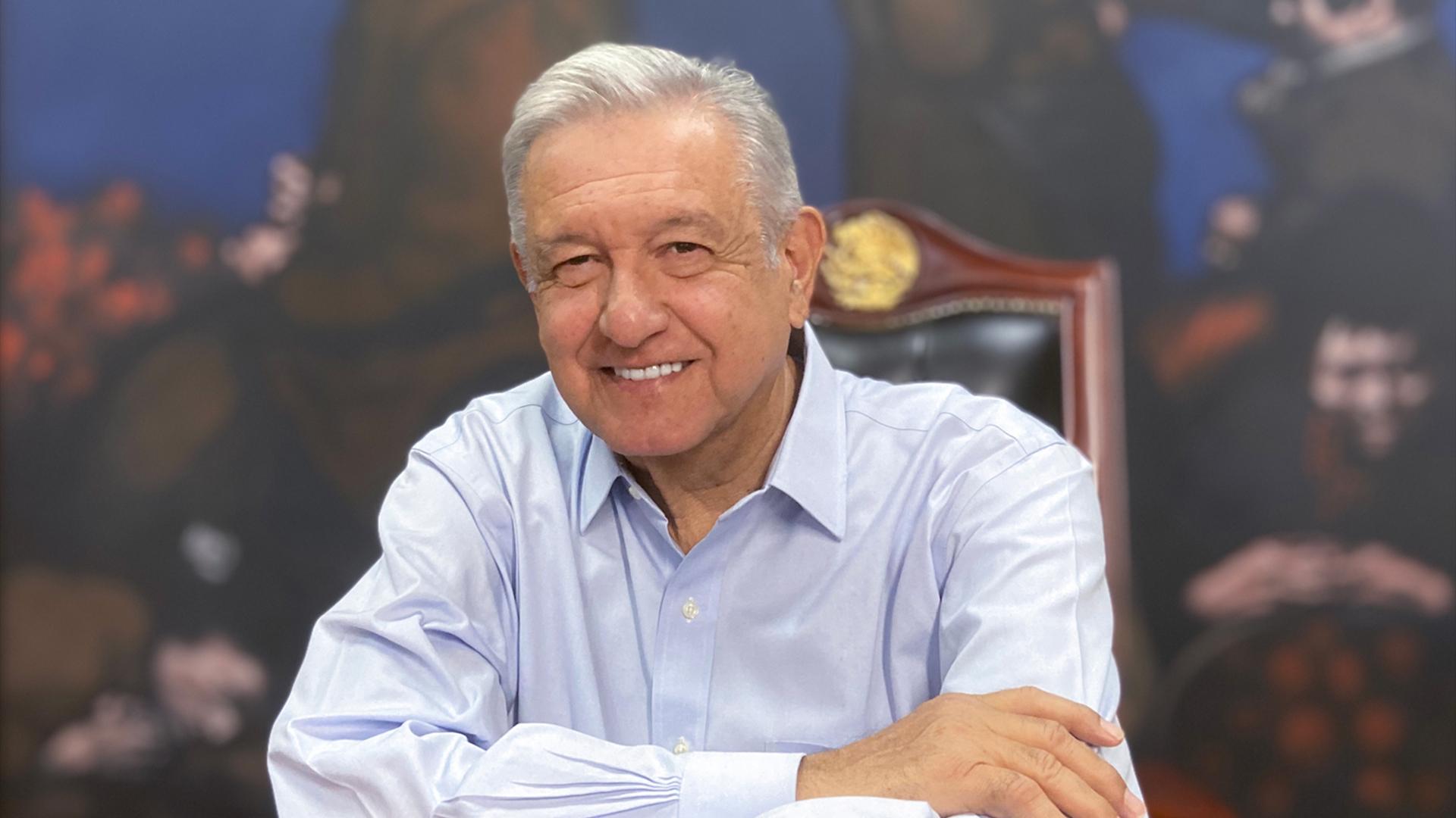 AMLO pide al Congreso priorizar la eliminación del fuero al presidente