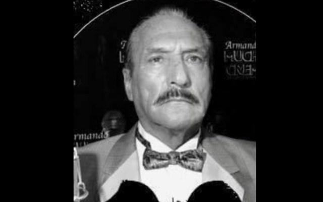 Murió Armando Gaytán, reconocido anunciador de lucha libre - Armando Gaytán CMLL