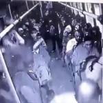 #Video Policía abate a presuntos asaltantes de transporte público en la México-Puebla