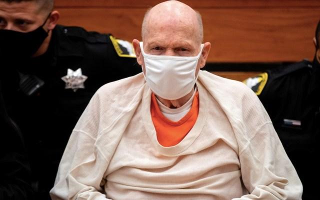Sentencian a cadena perpetua a 'Asesino de Golden State'; asegura estar arrepentido - Foto de EFE