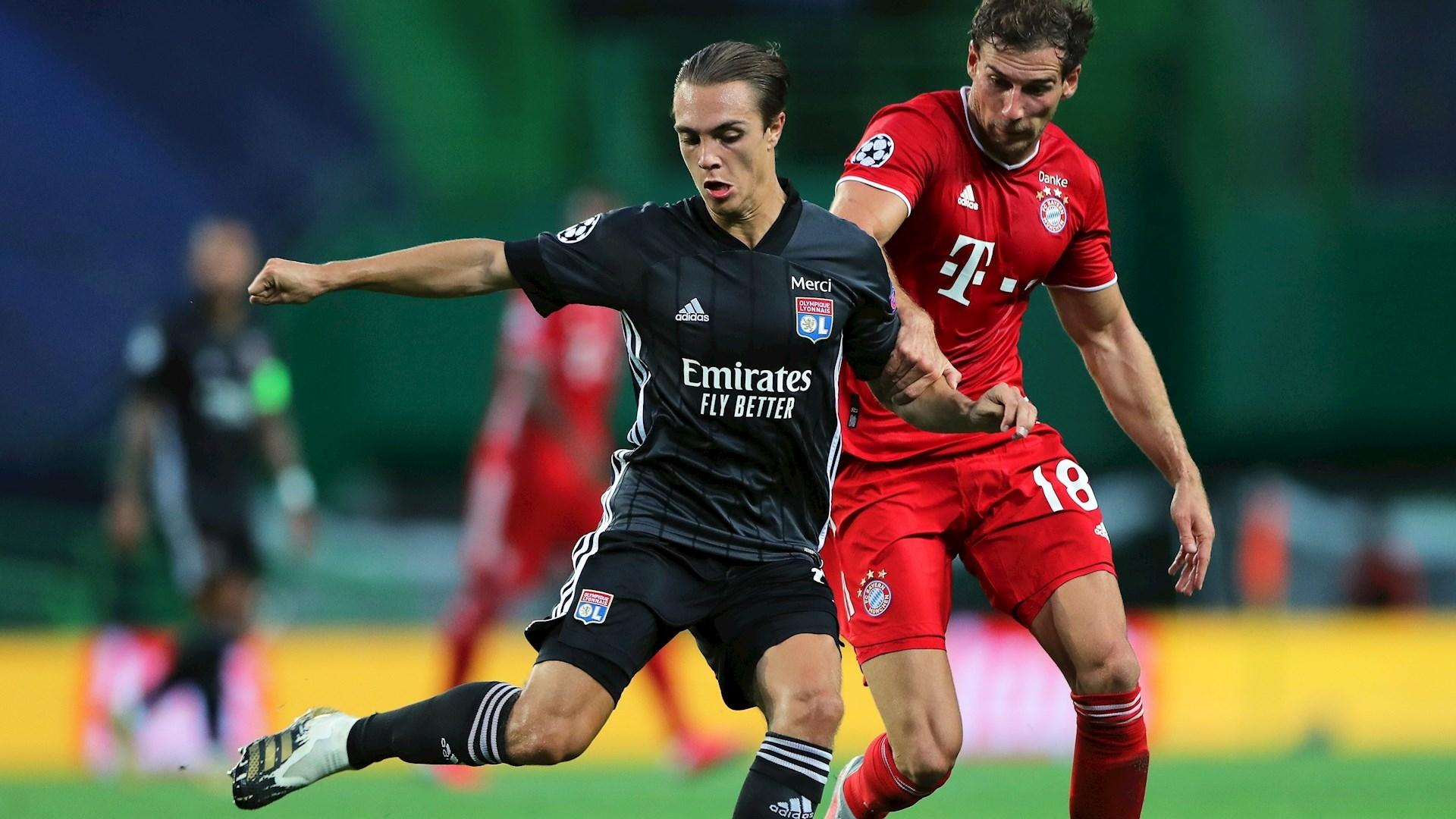 Bayern Munich Lyon partido Champions 19082020 2