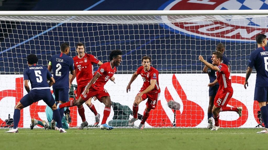 Con torneo perfecto, Bayern Múnich gana la Champions League - Foto de EFE/EPA/Matt Childs.