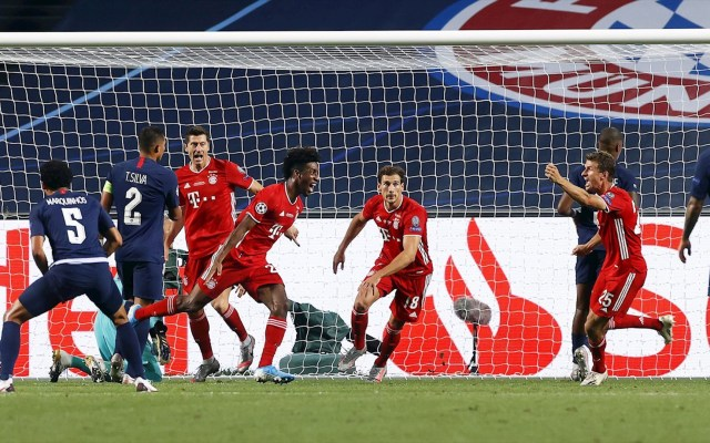 Keylor Navas, titular en el PSG para la final de la Champions ante Bayern - Foto de EFE/EPA/Matt Childs.