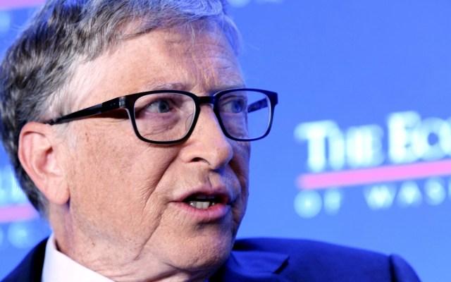 """Bill Gates lamenta """"locura de pruebas"""" de COVID-19 en Estados Unidos - Bill Gates Microsoft"""