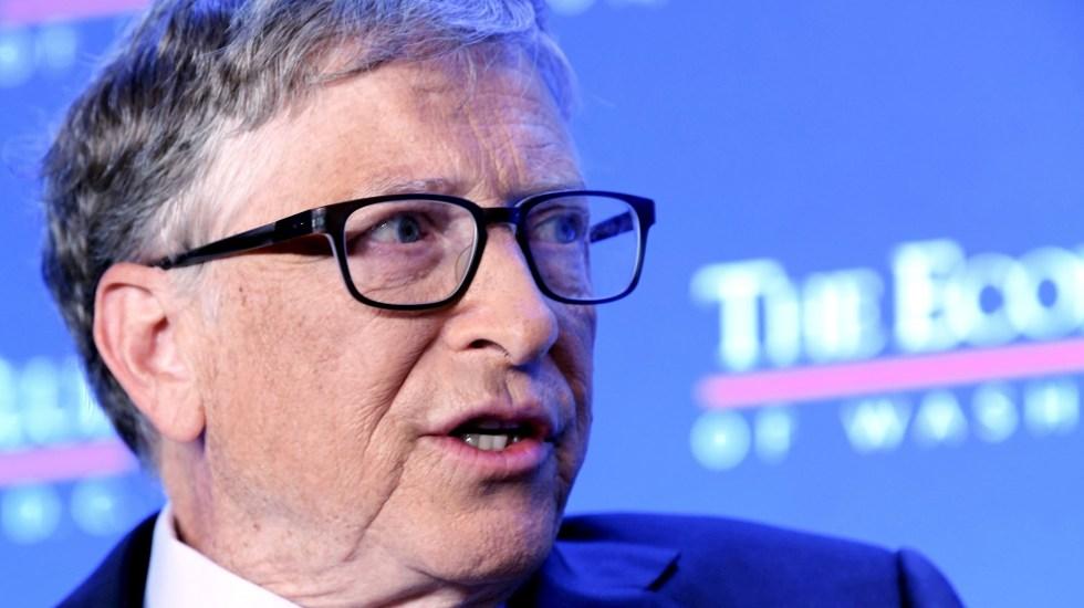 Bill y Melinda Gates anuncian el fin de su matrimonio - Bill Gates Microsoft