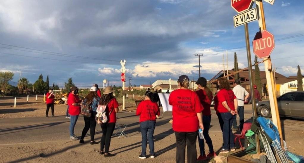 Rechaza Junta de Conciliación ser parcial en Caso de mina de Cananea - Cananea Sonora protesta mineros huelga