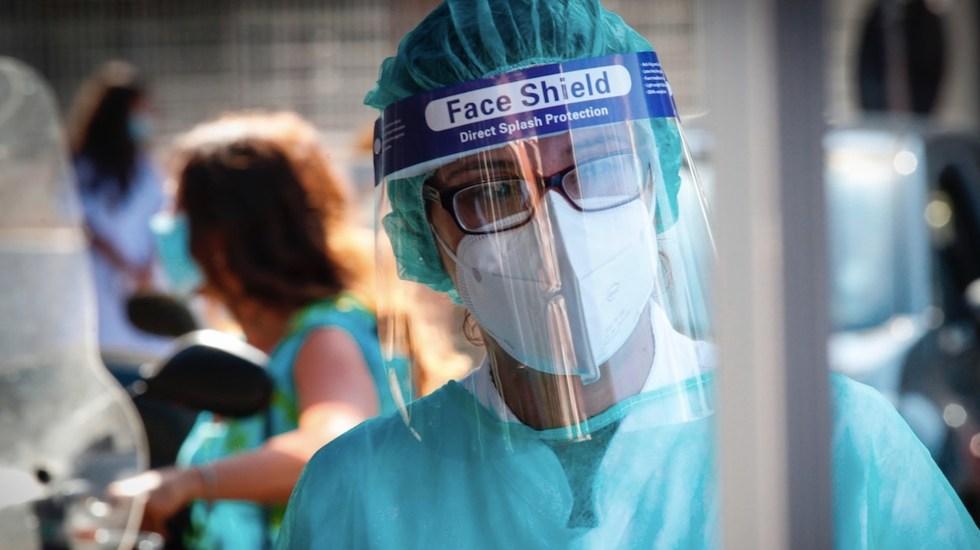 Número de casos de COVID-19 llega a 23.7 millones a nivel mundial, revela la OMS - Foto de EFE