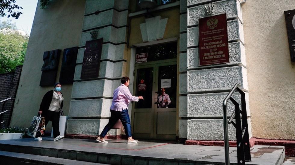 Rusia supera 900 mil casos de COVID-19 - Foto de EFE