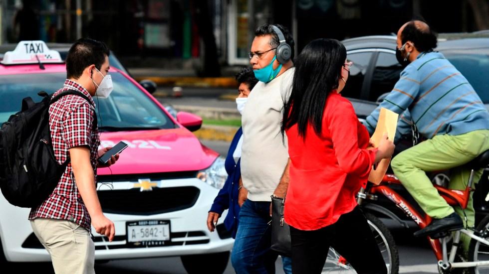 Ciudad de México seguirá en Semáforo Naranja la próxima semana - Foto de EFE