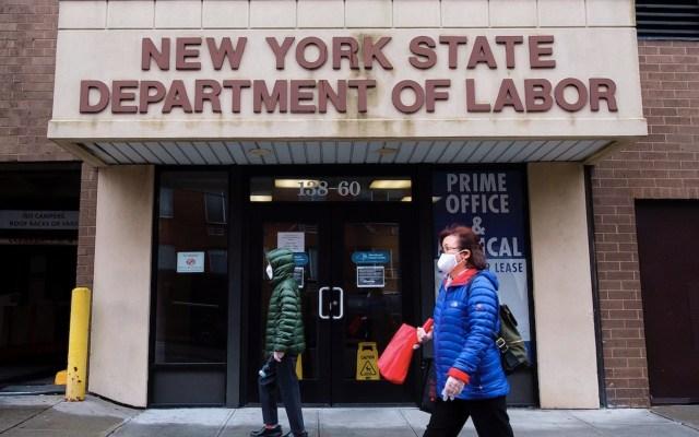 Solicitudes desempleo en EE.UU. cayeron por debajo del millón por primera vez desde inicio de la pandemia - Foto de EFE