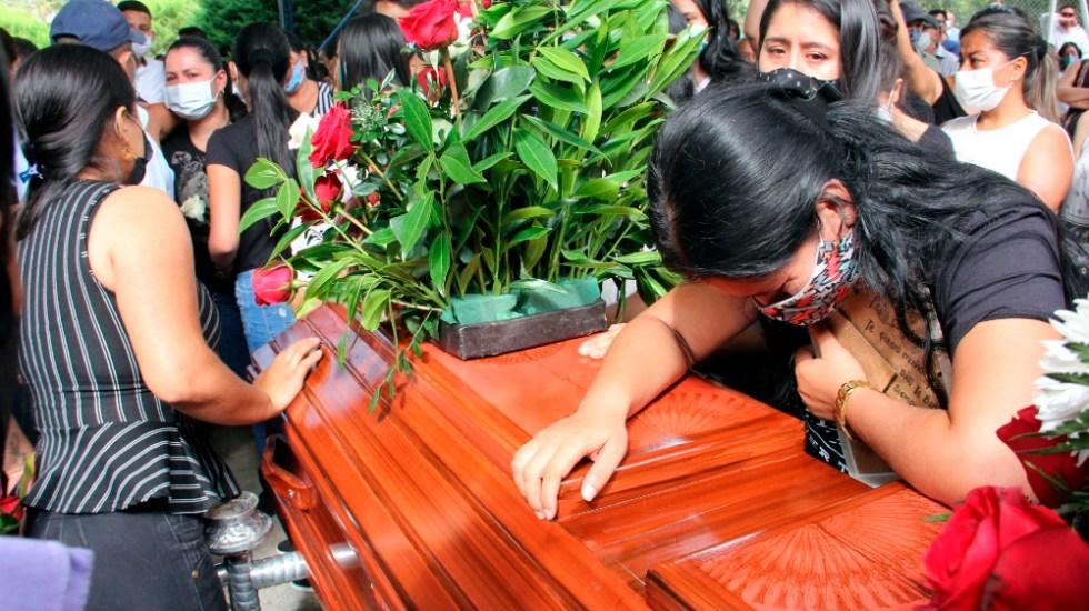 """Duque afirma que en Colombia no hay """"masacres"""" sino """"homicidios colectivos"""" - Foto de EFE"""