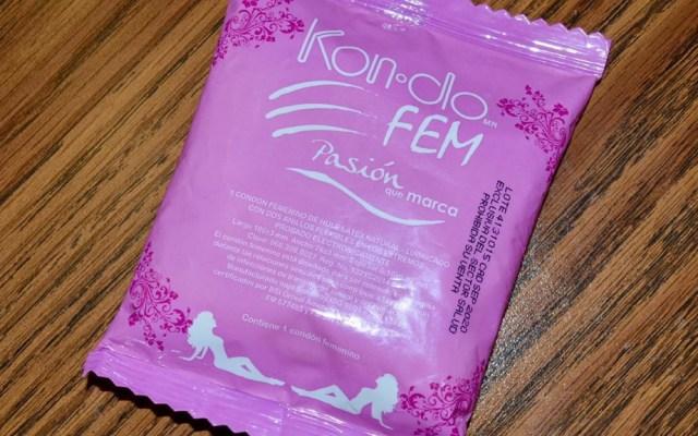 ISSSTE ofrece el condón femenino como método anticonceptivo gratuito - Condón femenino métodos anticonceptivos ISSSTE