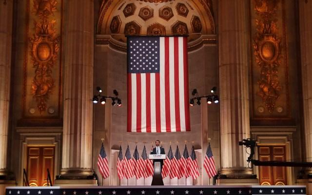 "Republicanos acusan a oposición demócrata de ""radical"" y ""socialista"" - Convención Nacional Republicana Estados Unidos"