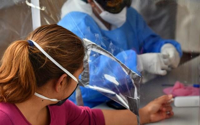 Aún hay pocos casos de reinfección por COVID-19 para confirmar pérdida de inmunidad - COVID-19 coronavirus Ciudad de México Central de Abasto prueba