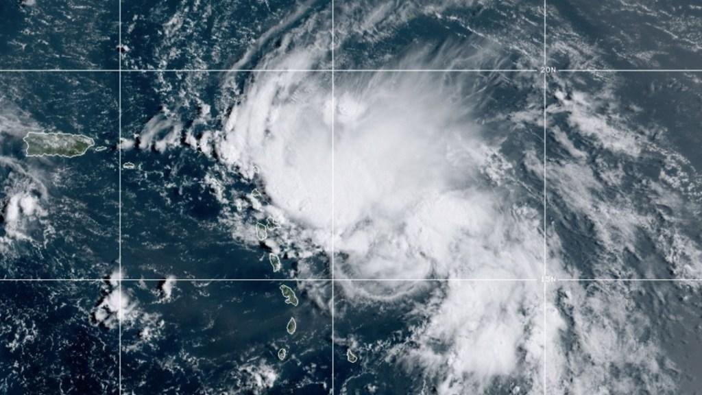 Alerta por depresión tropical que podría llegar a la Península de Yucatán - Foto de NHC