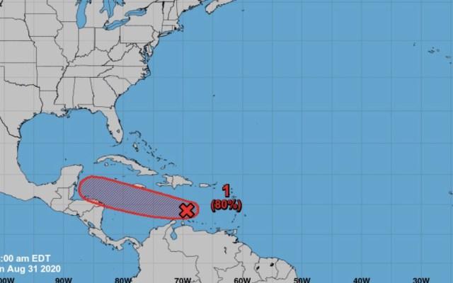 Dos depresiones tropicales podrían formarse en el Atlántico; Península de Yucatán monitorea evolución - Foto de NHC