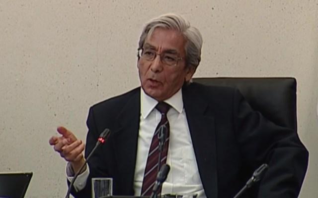 Renuncia director de Finanzas de CFE; nombran a Edmundo Sánchez en el cargo - Edmundo Sánchez Aguilar, nuevo director corporativo de Finanzas de CFE. Captura de pantalla