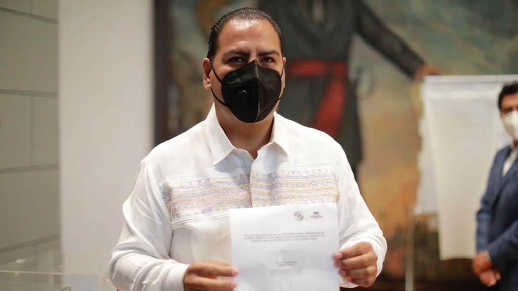 Eduardo Ramírez fue elegido, por Morena, para la Mesa Directiva del Senado