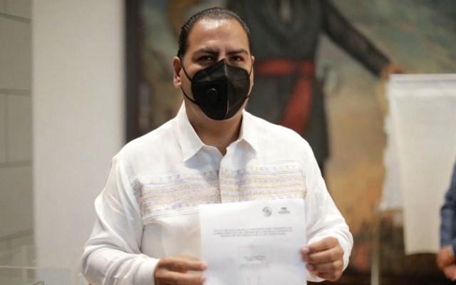Eduardo Ramírez, próximo presidente de la Mesa Directiva del Senado