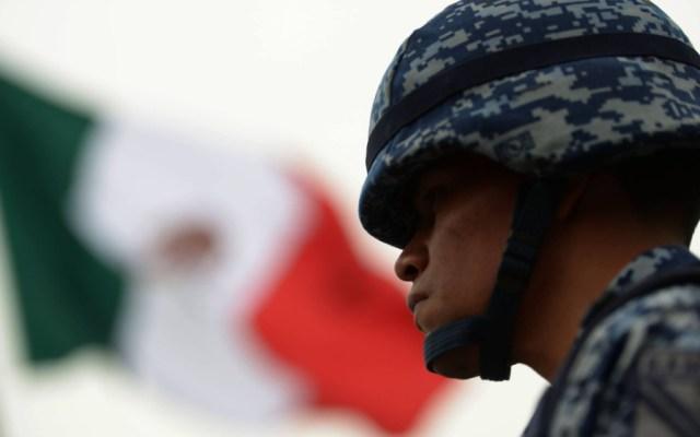 """Lealtad institucional de Fuerzas Armadas en México """"es a toda prueba"""", afirma Luis Cresencio Sandoval - Foto de Presidencia de la República"""