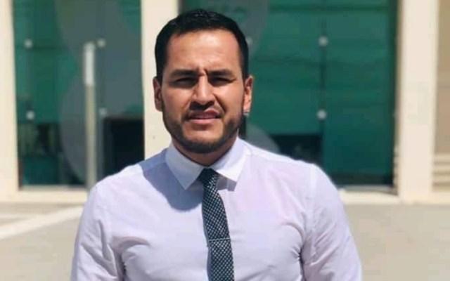 Reportan desaparición de Elihú Ojeda, vocero de la Fiscalía de Guanajuato - Elihú Ojeda Vallejo