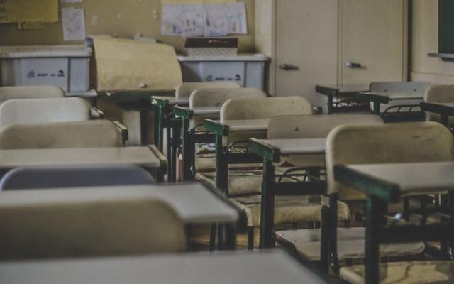 Padres podrán decidir enviar a sus hijos a la escuela cuando se llegue a semáforo verde, asegura Esteban Moctezuma - Escuelas escuela alumnos educación estudio