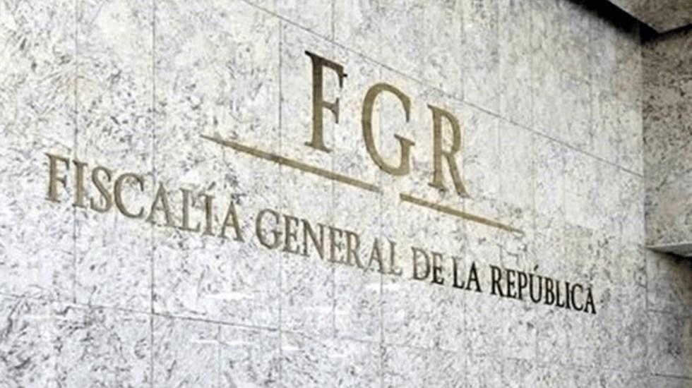 Detienen a Eleuterio Enrique Pérez Romero, acusado por desvíos de dinero en la PF - FGR Conacyt