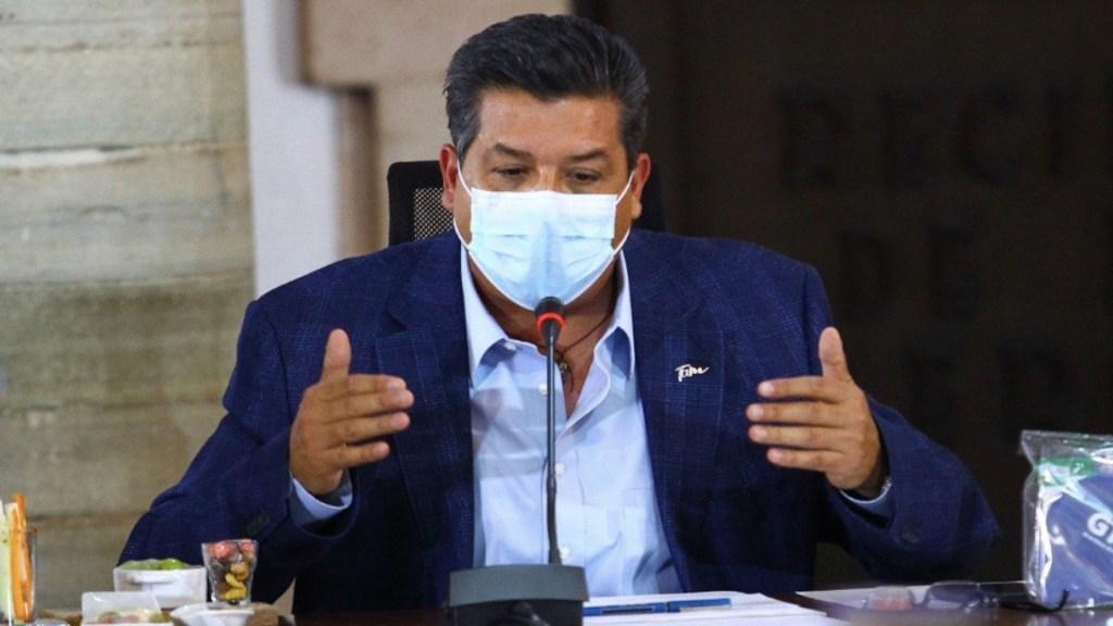 Garantiza Gertz Manero transparencia en procedimiento contra García Cabeza de Vaca - Foto de Twitter Francisco García Cabeza de Vaca