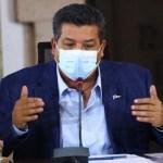 García Cabeza de Vaca será separado de su cargo: Ignacio Mier