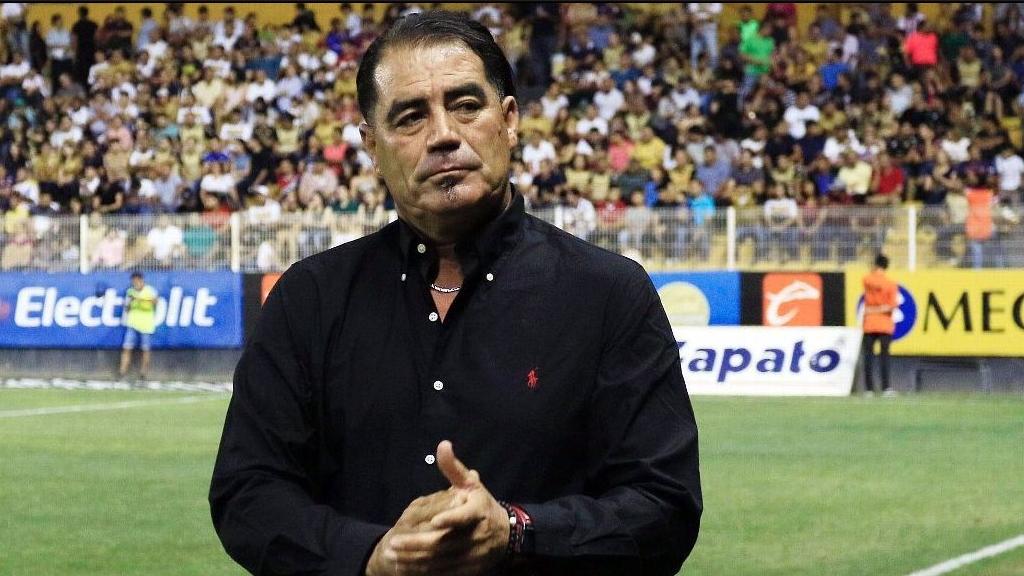 El mexicano 'Paco' Ramírez es el nuevo seleccionador de Nicaragua - Francisco 'Paco' Ramírez entrenador