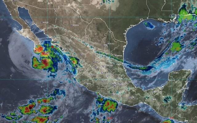 Genevieve muy cerca de Cabo San Lucas; al menos seis muertos en territorio mexicano - Foto de SMN