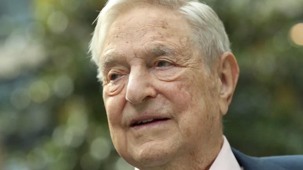 George Soros, el gran opositor a la extrema derecha y el ultranacionalismo, cumplirá 90 años - Foto de The Hill