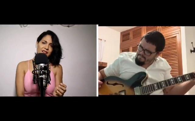 #Video Haydée Milanés homenajea a Benny Moré con 'Cómo fue' - Haydée Milanés interpreta 'Cómo fue'. Captura de pantalla