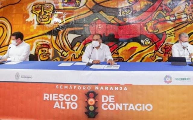 Renuncia de López-Gatell no resolverá pandemia de COVID-19, asevera Héctor Astudillo - Héctor Astudillo Flores conferencia de prensa
