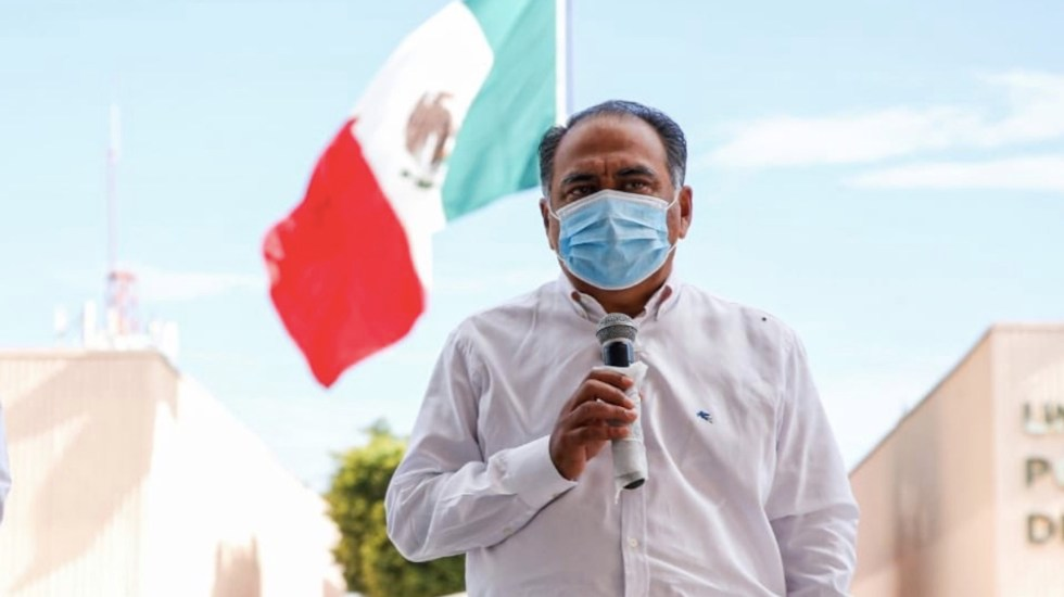 Pide Héctor Astudillo aprovechar reunión entre Gabinete Federal y gobernadores para solucionar fricciones políticas - Foto de @HectorAstudillo