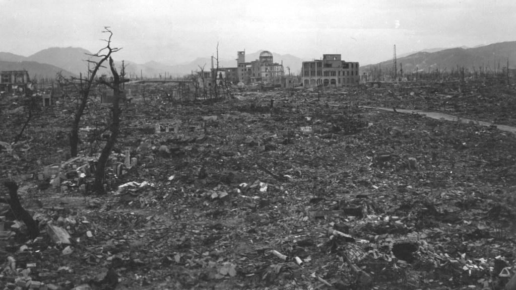 Hiroshima: la primer bomba atómica utilizada en la historia - Hiroshima bombardeo Japón