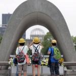 Cruz Roja alerta de amenaza nuclear 75 años después de Hiroshima