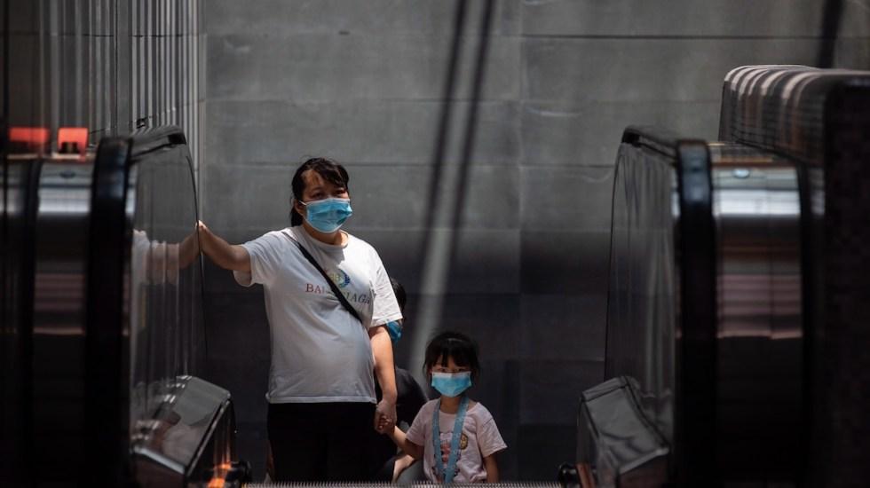 Alumnos de Hong Kong regresarán a las aulas a partir del próximo 23 de septiembre - Foto de EFE