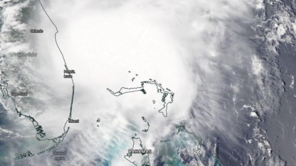 Isaías recupera fuerza como huracán y se dirige a Carolina del Norte y Sur - Huracán Isaías Estados Unidos tormenta