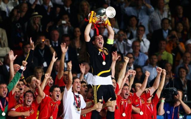 Iker Casillas anuncia su retiro del futbol - Foto de @UEFAcom_es