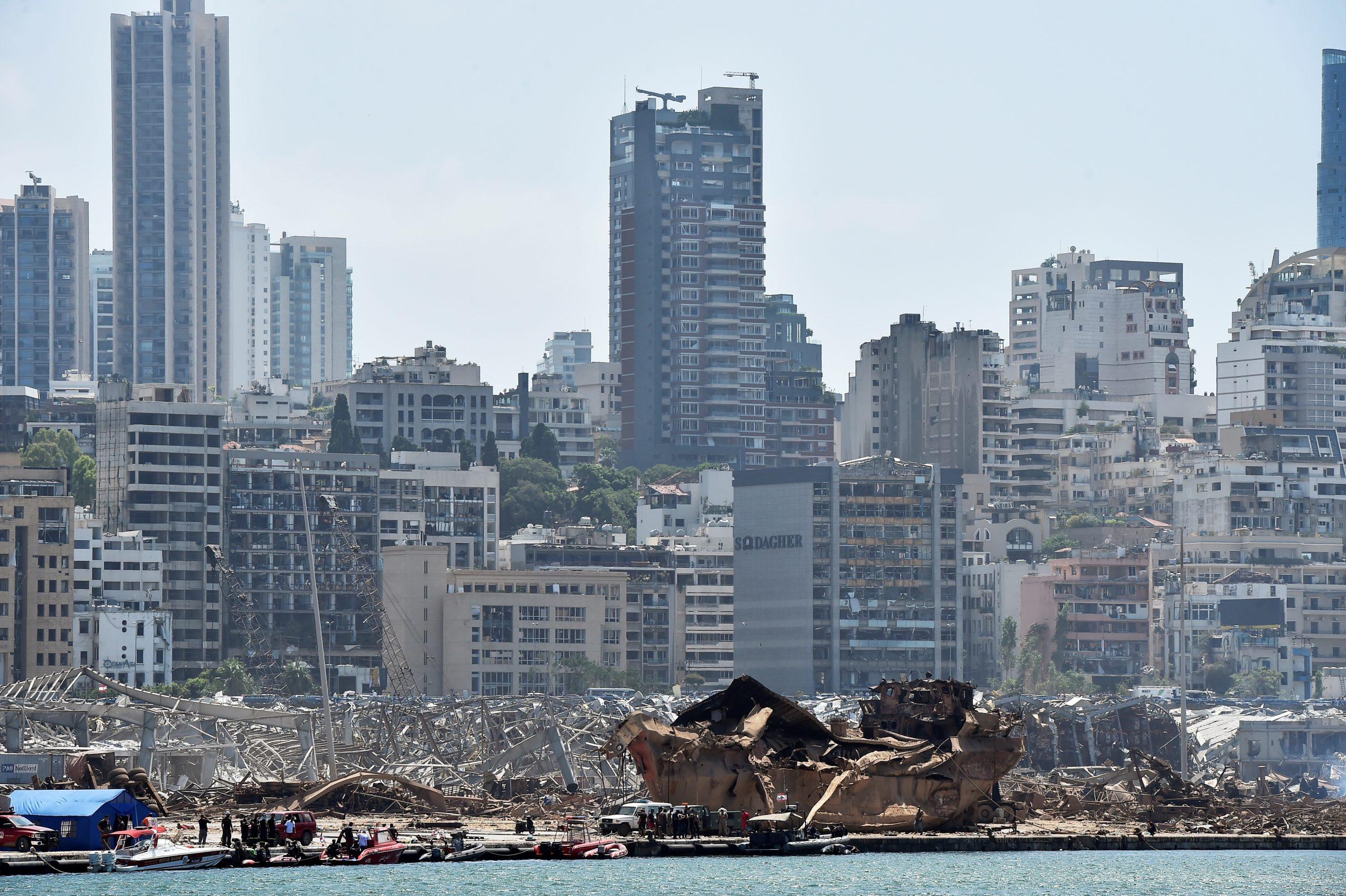 Foto de EFE/EPA/WAEL HAMZEH.