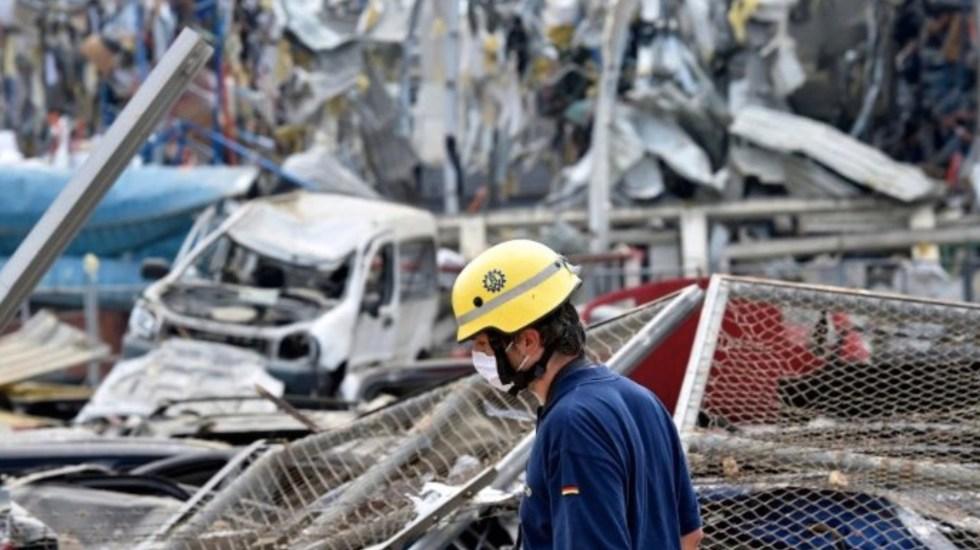Papa Francisco dona más de 294 mil dólares a Líbano tras explosión - Foto de Vatican News
