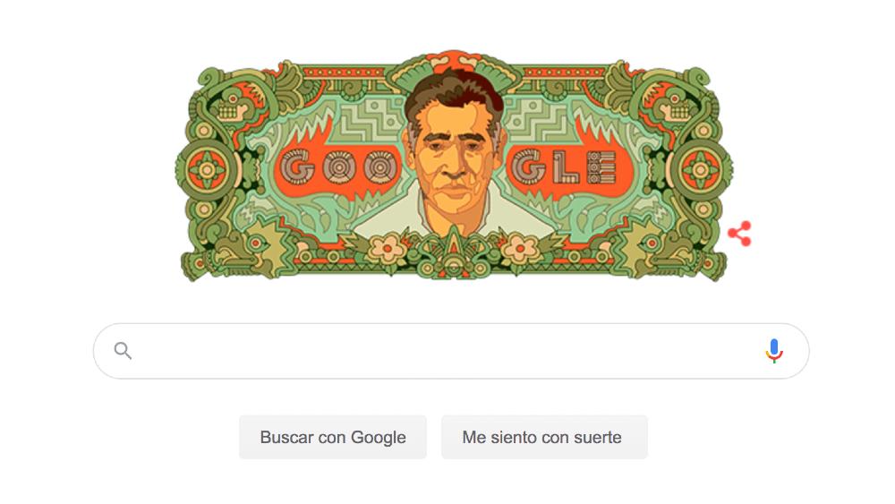 Quién fue Librado Silva Galeana, personaje homenajeado en el doodle de hoy