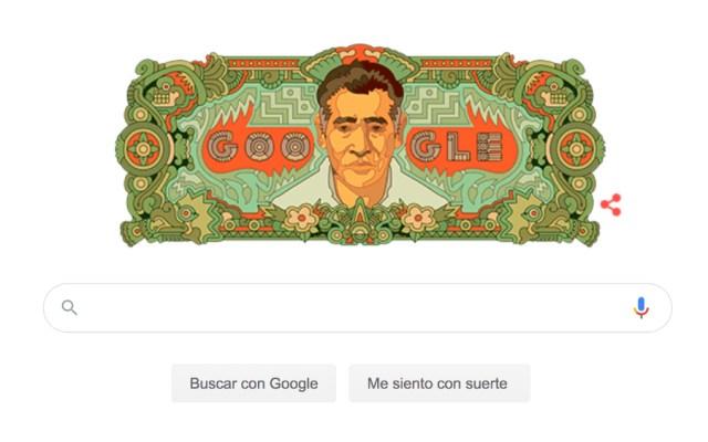Google rinde homenaje al traductor mexicano Librado Silva Galeana - Foto de Google