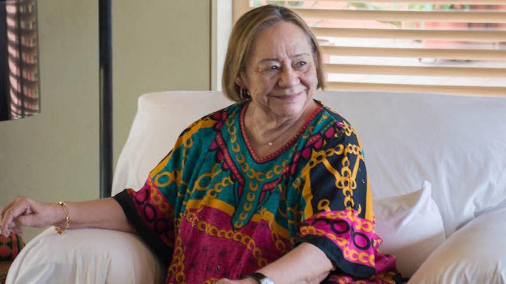 Mercedes Barcha, la musa detrás del éxito de Gabriel García Márquez - Mercedes Barcha Pardo. Foto de Colegio Mayor de Bolívar