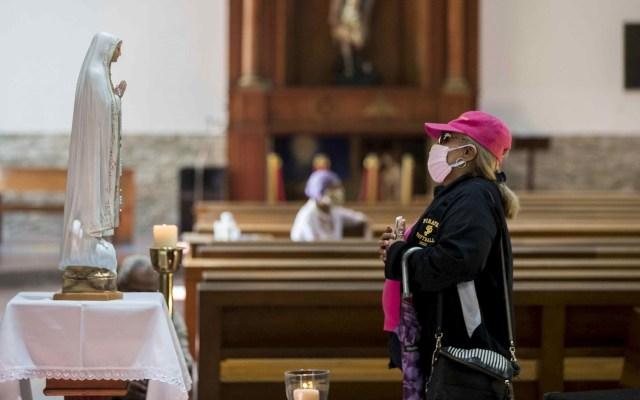 Fieles y sacerdotes denuncian nuevas agresiones contra templos en Nicaragua - Nicaragua iglesia católica fieles rezo