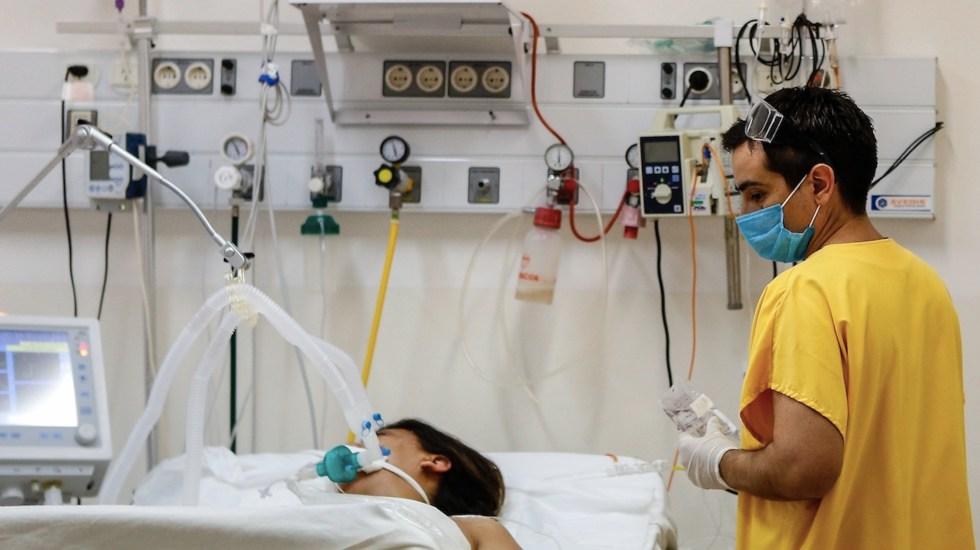 Estudio revela cómo reducir 50 por ciento las víctimas de COVID-19 - Foto de EFE