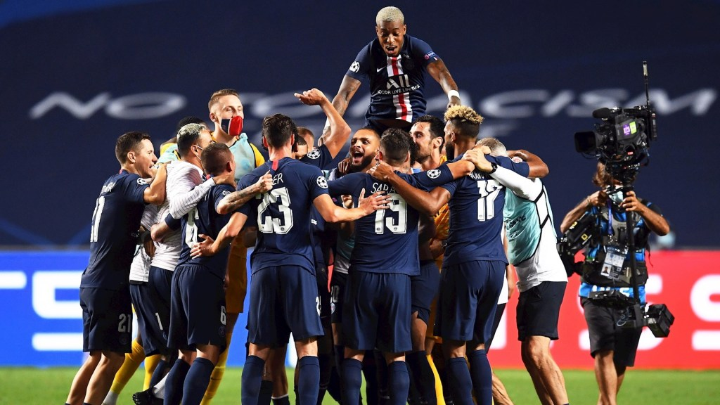 París Saint-Germain es el primer finalista de la Champions tras goleada al Leipzig - París Saint-Germain Leipzig Champions League PSG