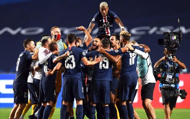 París Saint-Germain golea al Leipzig y es el primer finalista de la Champions - París Saint-Germain Leipzig Champions League PSG
